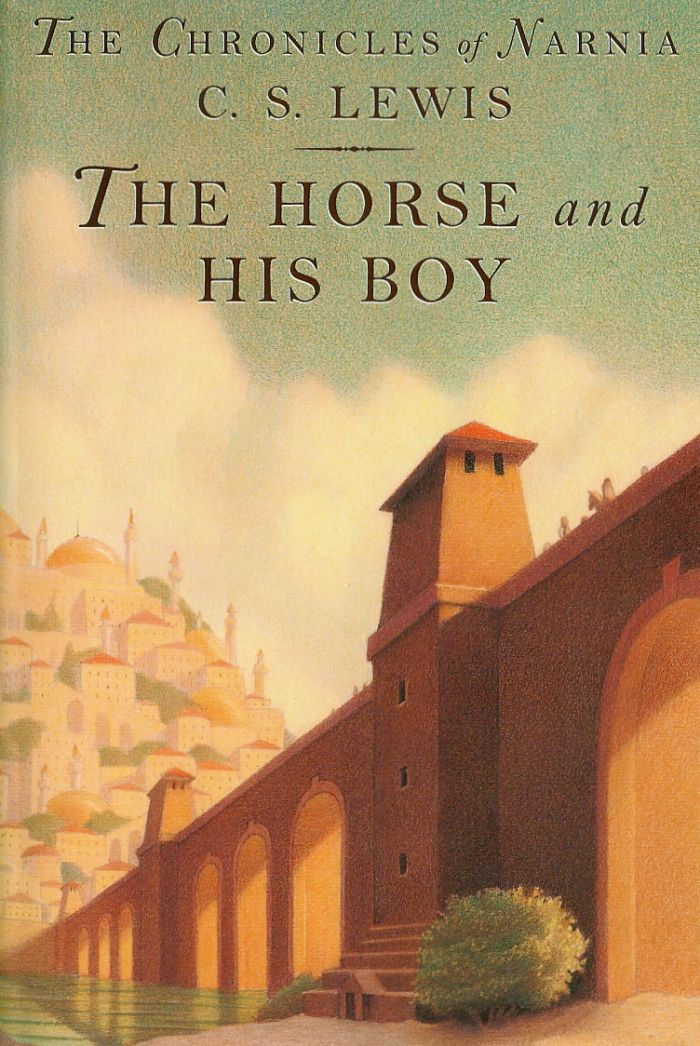 book review on the horse and his boy
