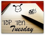 Top Ten Tuesday: Top Ten Bookish Memories