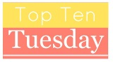 Top Ten Tuesday: Top Ten Romances in Books
